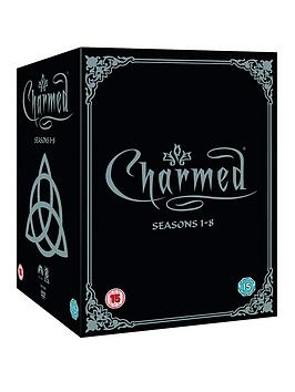 Very Charmed - The Complete Collection Dvd Picture