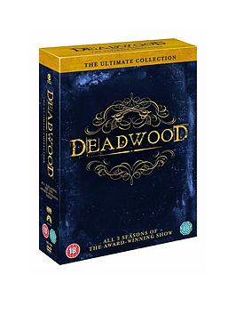 Very Deadwood Ultimate Collection - Seasons 1-3 Dvd Picture