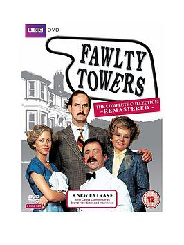 Very  Fawlty Towers Complete Collection Remastered Box Set Dvd