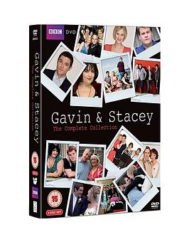 Very  Gavin & Stacey Series 1-3 & Christmas Special Box Set Dvd