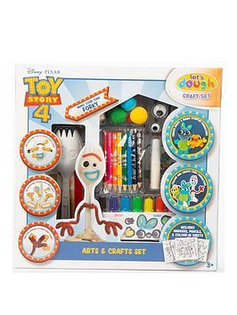 toy-story-forkys-art-craft-set