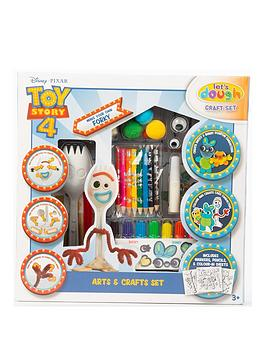 Toy Story Toy Story Forky'S Art & Craft Set Picture