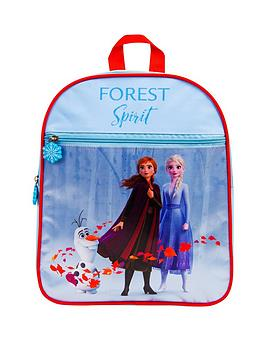 Disney Frozen Disney Frozen Frozen 2 Sequin Panel Backpack Picture