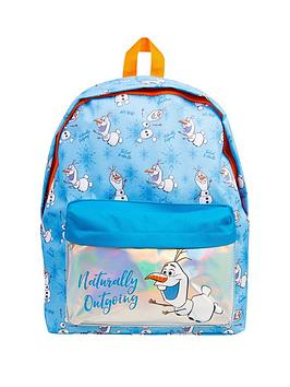 Disney Frozen Disney Frozen Frozen 2 Backpack - Olaf Picture