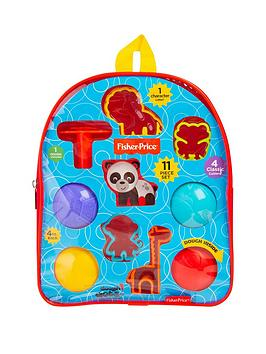 Fisher-Price Fisher-Price Dough Dots Press And Roll Backpack Picture