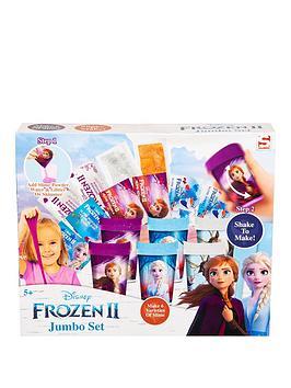Disney Frozen Disney Frozen Frozen 2 Slime Jumbo Set Picture