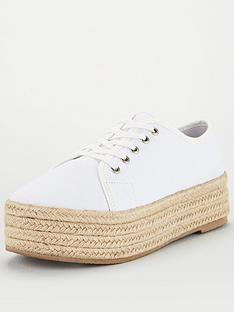 v-by-very-chunky-espadrille-canvas-trainer-white