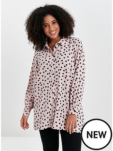 evans-heart-print-shirt-blush