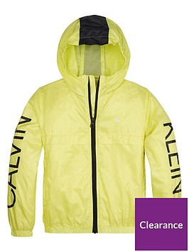 calvin-klein-jeans-boys-packable-logo-jacket-yellow
