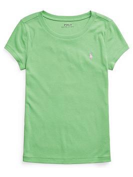 Ralph Lauren Ralph Lauren Girls Classic Short Sleeve T-Shirt Picture