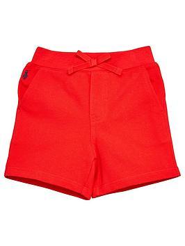 Ralph Lauren Ralph Lauren Baby Boys Classic Jersey Short - Red Picture