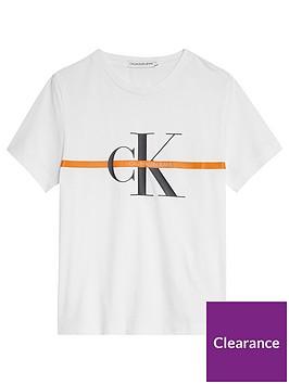 calvin-klein-jeans-boys-monogram-stripe-short-sleeve-t-shirt-white