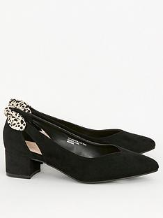 evans-extra-wide-fit-bow-back-court-shoe-black