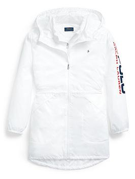 Ralph Lauren Ralph Lauren Girls 3 In 1 Polo Sport Jacket Picture