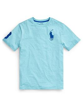 Ralph Lauren Ralph Lauren Boys Classic Short Sleeve Big Pony T-Shirt Picture