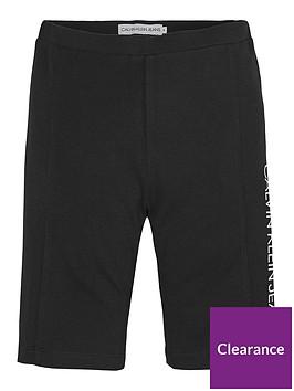 calvin-klein-jeans-girls-cycling-shorts-black
