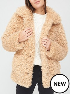 v-by-very-teddy-faux-fur-coat-camel