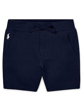 Ralph Lauren Ralph Lauren Baby Boys Classic Jersey Shorts - Navy Picture