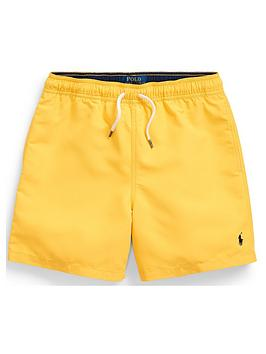 ralph-lauren-boys-classic-swimshort-yellow