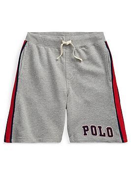 Ralph Lauren Ralph Lauren Boys Polo Jersey Short - Grey Picture