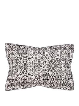 Bedeck of Belfast Bedeck Of Belfast Dhaka Oxford Single Pillowcase Picture