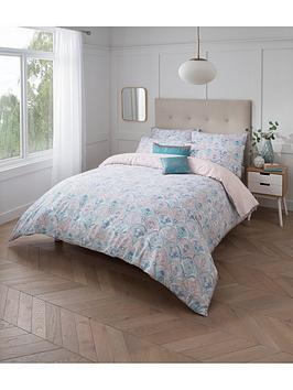 Sam Faiers Sam Faiers Hallie 100% Cotton Percale Duvet Cover Set Picture