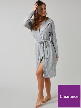 boux-avenue-jerseynbspdressing-gown-grey-marl