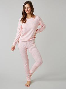 boux-avenue-dog-print-soft-touch-twosie-pj-set-pink
