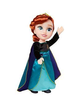 Disney Frozen Disney Frozen Frozen 2: Epilogue Anna Doll Picture