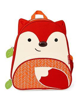 Skip Hop Skip Hop Zoo Pack Fox Picture