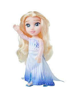 Disney Frozen Disney Frozen Frozen 2: Epilogue Elsa Doll Picture