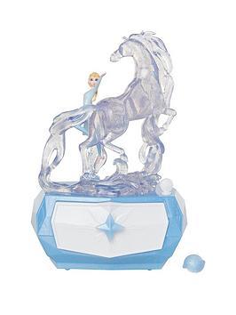 Disney Frozen Feature Elsa & Spirit Animal Jewelry Box