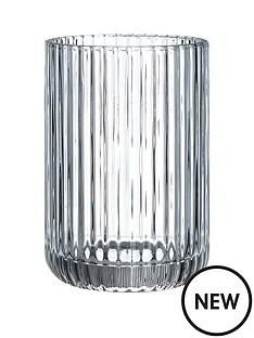premier-housewares-ticino-brittany-clear-glass-tumbler