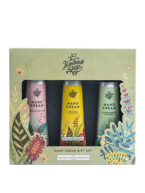 the-handmade-soap-company-hand-cream-gift-set