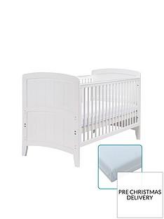 east-coast-venice-cot-bed-foam-mattress