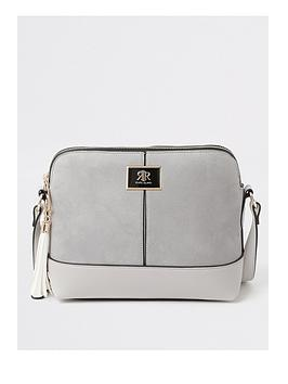 river-island-river-island-double-compartment-cross-body-bag-grey