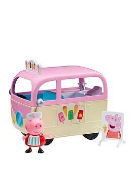 Peppa Pig Peppa Pig Ice Cream Van Picture