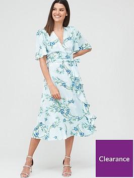 v-by-very-vienna-wrap-frill-midi-dress-bluefloral