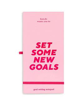 Ban.Do   Good Intentions Goal Tracker