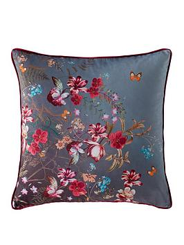 Ted Baker Ted Baker Fern Forest Feather Filled Cushion Picture