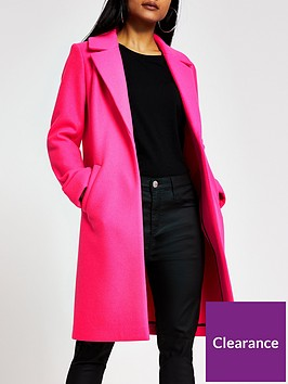 ri-petite-single-breasted-smart-coat-pink