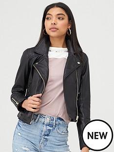 river-island-leather-biker-jacket-black