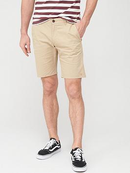 Farah Farah Hawk Chino Shorts - Light Sand Picture