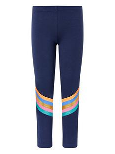 accessorize-girls-glitter-stripe-legging-navy