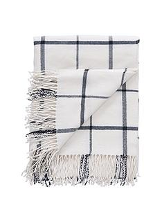 cascade-home-check-woven-throw
