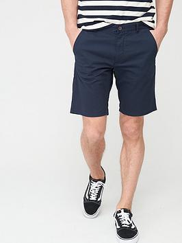 Farah Farah Hawk Chino Shorts - True Navy Picture