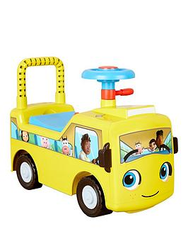 Little Tikes Little Tikes Little Baby Bum Wheels On The Bus Scoot Picture