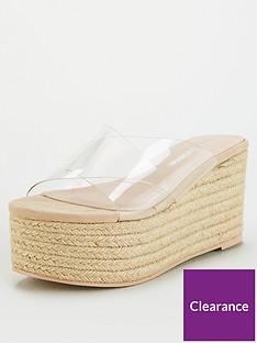 public-desire-breeze-wedge-sandal-clearnbsp