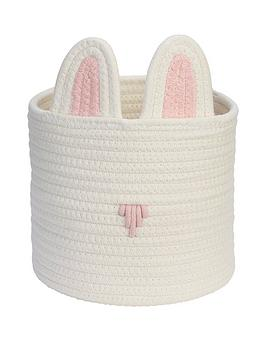 Very Rabbit Storage Basket Picture