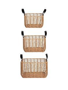 set-of-3-paper-weave-storage-baskets